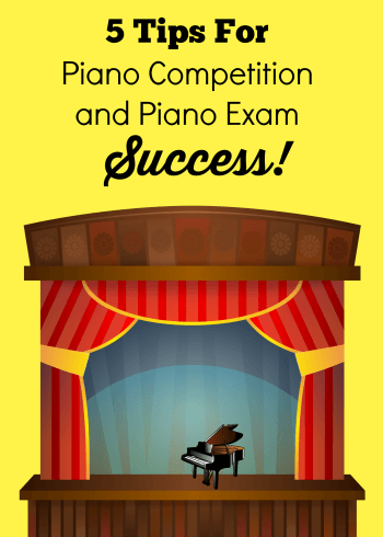 tips for competition and exam success