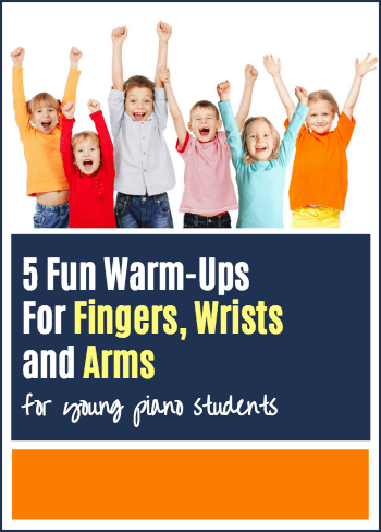 Piano Finger Warm Ups
