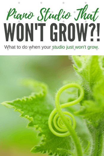 how to grow your piano studio