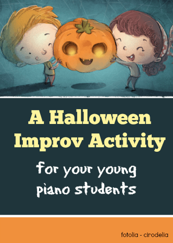 Halloween Piano Improv