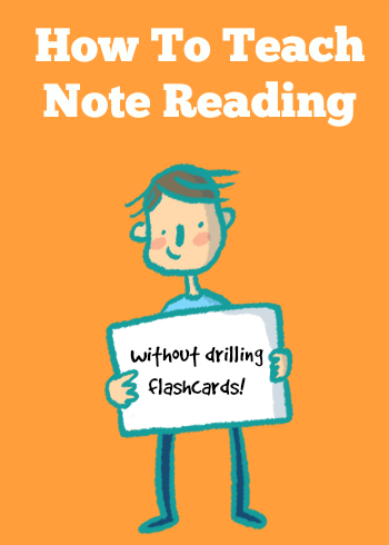 Note Reading Without Drilling
