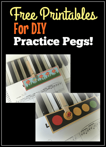 Printables for practice pegs