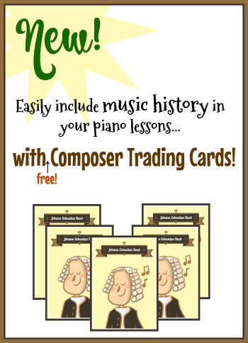 Composer Trading Cards