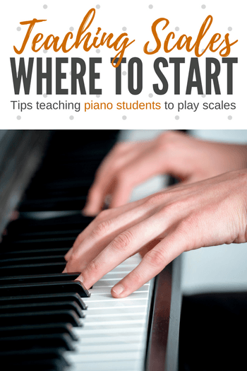 Where To Start With Scales When You Don't Know Where To