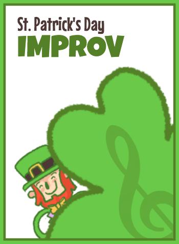 St. Patrick's Day Piano Improv