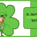 A Foot-Tappin' St. Patrick's Day Improv Activity For Your Piano Students