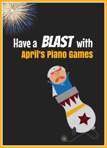 Preview April's Piano Games