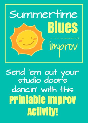 Summer themed improv