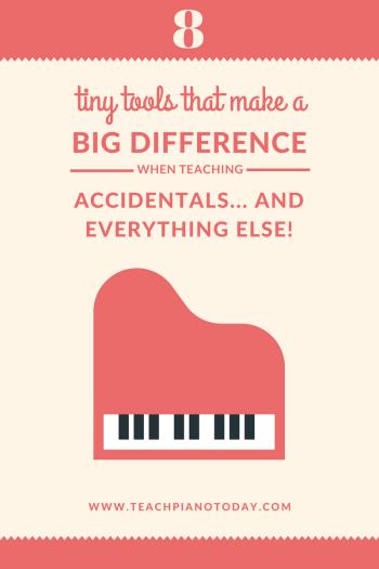 Piano Teaching Tools