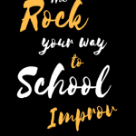 A Piano Improv Activity To Rock Your First Lessons Of The School Year