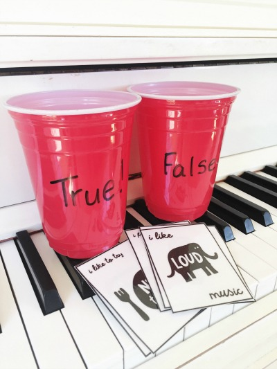 Cups-On-Keys