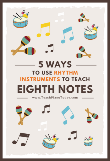 introducing eighth notes