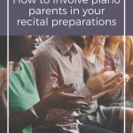 You'll Need More Chairs At Your Piano Recital After Sending Parents This