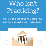What To Say To Parents When Children Aren't Practicing Piano At Home