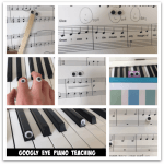 Getting Googly! 7 Ways to Use Googly Eyes When Teaching Piano