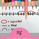 Using Doodles To Help Students Identify Steps, Skips, Leaps and Repeating Notes