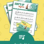 Keep June Piano Lessons Rockin' With This Surf's Up Improv Activity