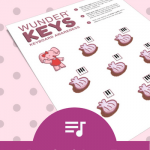 Head To The Beach With This Keyboard Awareness Piano Printable