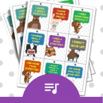 "Piano Lesson ""Brag Tags""… Add These To Your Studio And Watch Your Students Blossom"