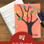 "Your Piano Students Will ""Fall"" In Love With This DIY Off-Bench Note Reading Activity"
