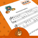 Halloween Sheet Music For The Kiddos In Your Piano Studio