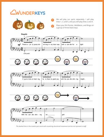 share on facebook - Halloween Sheet