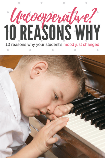If teachers can understand their piano students (even just a little bit!) then they're better able to adapt their lessons to the individuality of a student. In doing so, teachers will spend less time dealing with behavior issues and more time teaching piano. Yay!