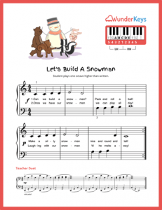 Christmas Sheet Music To Delight Your