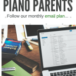 "A ""No Sweat"" Plan For Consistent and Continuous Piano Parent Communication"
