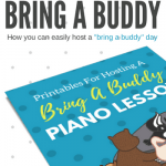 "Everything Piano Teachers Need To Host A Brilliant ""Bring A Buddy Day"" In Their Studios"