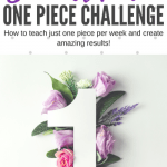 Are Your Piano Students Ready For The ONE Piece Challenge?