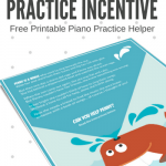 Practice For Penny: A Summer Piano Challenge To Keep Students Practicing
