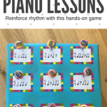 Pick-A-Pop Rhythm Pull – A Fun Fair Inspired, End-Of-Lesson Piano Activity