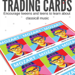 Classical Pop Playing Cards: A Take-Home Music History Activity For Teens