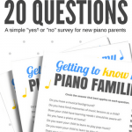 20 'Welcome To Piano Lesson' Questions That Parents Can Answer In 2 Minutes