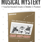 A Mysterious Early Elementary Duet Resource For The Curious Kiddos In Your Studio
