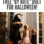 """Ding Dong!"" – A Halloween Duet For Piano Students Of All Ages"