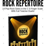 Rock Piano Repertoire Is Here To Motivate Your Teen Beginners