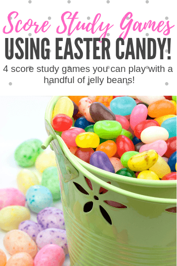 An Easter Candy Piano Game Plan: 4 Score Study Activities