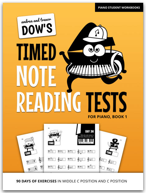 Timed Note Reading Tests