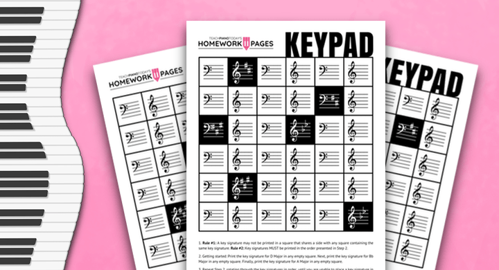 Key Signatures For Teens