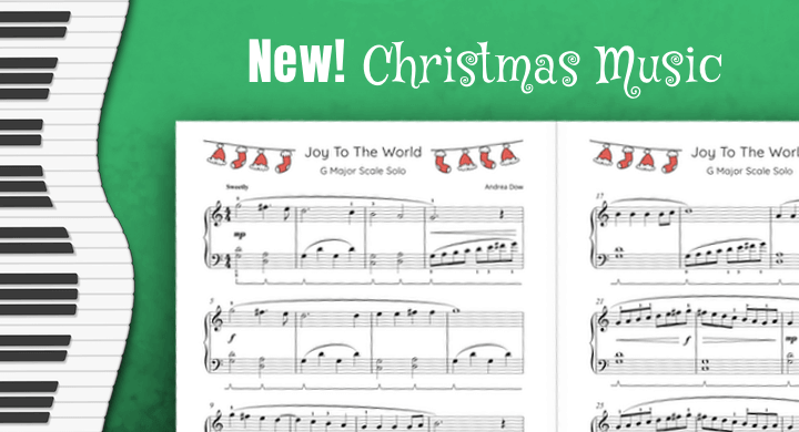 Joy To The World Piano