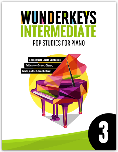 Teen Pop Studies For Piano